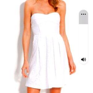 Cynthia Steffe Strapless Anne Dress
